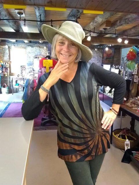 Susan Rocke, Artist & Owner Shenandoah Valley Made