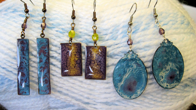 Assorted Drop Earrings Shenandoah Valley Made