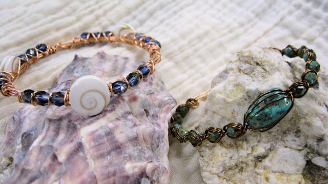 wire work Egyptian Bracelet Shenandoah Valley Made